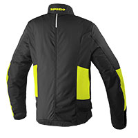 Spidi Solar Tex Jacket Yellow Black