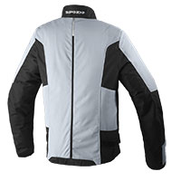 Spidi Solar Tex Jacket Gray Black