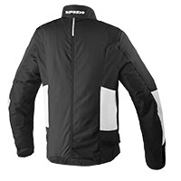 Spidi Solar Tex Jacket White Black