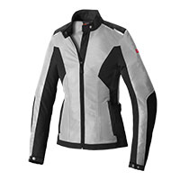 Spidi Solar Tex Net Lady Jacket Gray