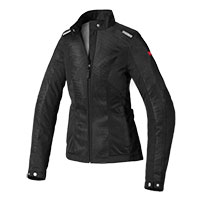 Spidi Solar Tex Net Lady Jacket Black