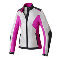 Spidi Solar Tex Net Lady Jacket Fuchsia
