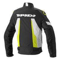 Spidi Sport Warrior H2out Jacke gelb - 2