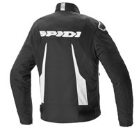 Spidi Sport Warrior Tex Jacket White