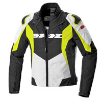 Spidi Sport Warrior Tex Jacket Yellow