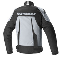 Spidi Sport Warrior Tex Jacket Black