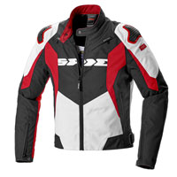 Spidi Sport Warrior Tex Jacket Red