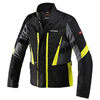 Spidi Giacca Traveler 2 H2out Giallo Fluo