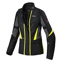Spidi Traveler 2 Lady H2out Jacket Fluo Yellow