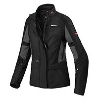 Spidi Traveler 2 Lady H2out Jacket Black