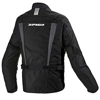 Spidi Giacca Traveler 2 H2out Nero