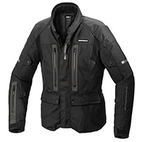 Blouson Spidi Traveler 3 H2out Noir