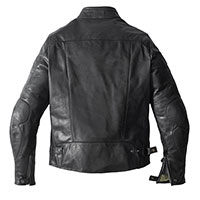 Spidi Vintage Leather Jacket Black