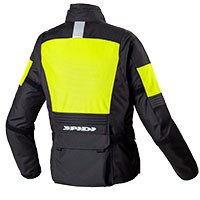 Spidi Voyager 4 H2out Jacket Fluo Yellow