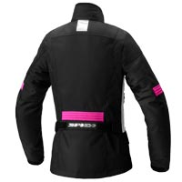 Spidi Voyager 4 H2out Lady Jacket Black Fuchsia