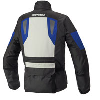 Spidi Voyager Evo H2out Jacket Gray Blue