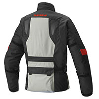 Veste Spidi Voyager Evo H2out Glace Rouge