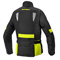 Spidi Voyager Evo H2out Jacket Fluo Yellow Black
