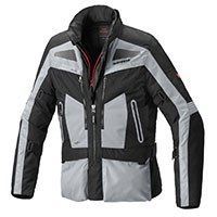 Spidi Voyager Evo H2out Jacket Gray Black
