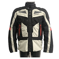 Spidi Voyager Evo H2out Jacket Ice Red
