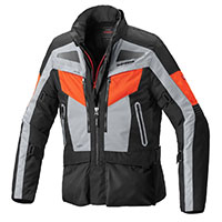 Spidi Voyager Evo H2out Jacket Red Fluo