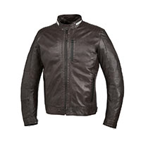 Tucano Urbano Pel Leather Jacket Brown