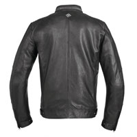 Tucano Urbano Pel Leather Jacket Black