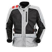 T.ur J-four Jacket Grey Red