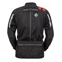 T.ur J-four Jacket Black Red