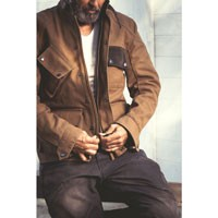 Unit Garage Agadez Brown Jacket - 3