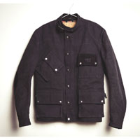 Unit Garage Agadez Black Jacket