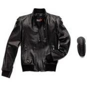 Blauer Indirect Leather Jacket