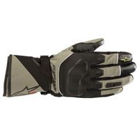 Alpinestars Andes Touring Outdry Gloves Military Green Black