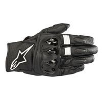 Alpinestars Celer V2 Leather Glove Black White