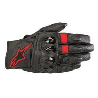 Alpinestars Celer V2 Leather Glove Black Red