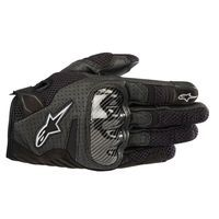 Alpinestars Stella Smx-1 Air V2 Gloves Black Lady