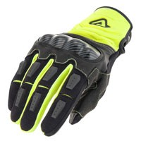 Acerbis Carbon G 3.0 Gloves Fluo Yellow