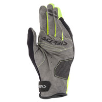 Acerbis Carbon G 3.0 Gloves Fluo Yellow - 2