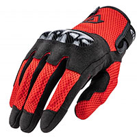 Acerbis Ce Ramsey My Vented Gloves Red
