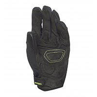 Acerbis Ce Scrambler Gloves Black Yellow