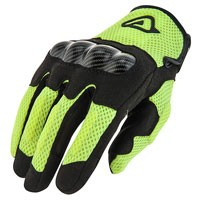 Acerbis Ramsey My Vented gloves yellow