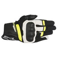Alpinestars Booster Nero/bianco/giallo Fluo