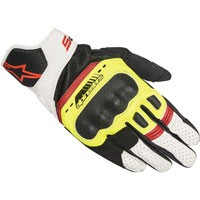 Alpinestars Sp-5 Black/fluo Yellow/white/fluo Red