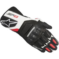 Alpinestars Sp-8 V2 Black/white/red