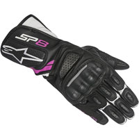 Alpinestars Stella Sp-8 V2 Black/white/fuchsia Lady