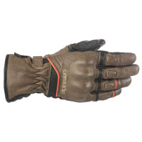 Alpinestars Cafe Divine Drystar Brown Gloves