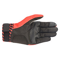 Alpinestars Aragon Gloves Red Black White