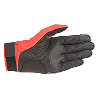 Alpinestars Aragon Gloves Dark Grey Red
