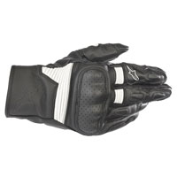 Alpinestars Axis Leather Glove White