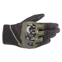 Guantes Alpinestars Chrome negro forest